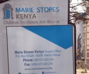 Marie Stopes? More like Marie Stopped…
