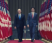 Trudeau vs. Pence: The not-so-subtle media bias