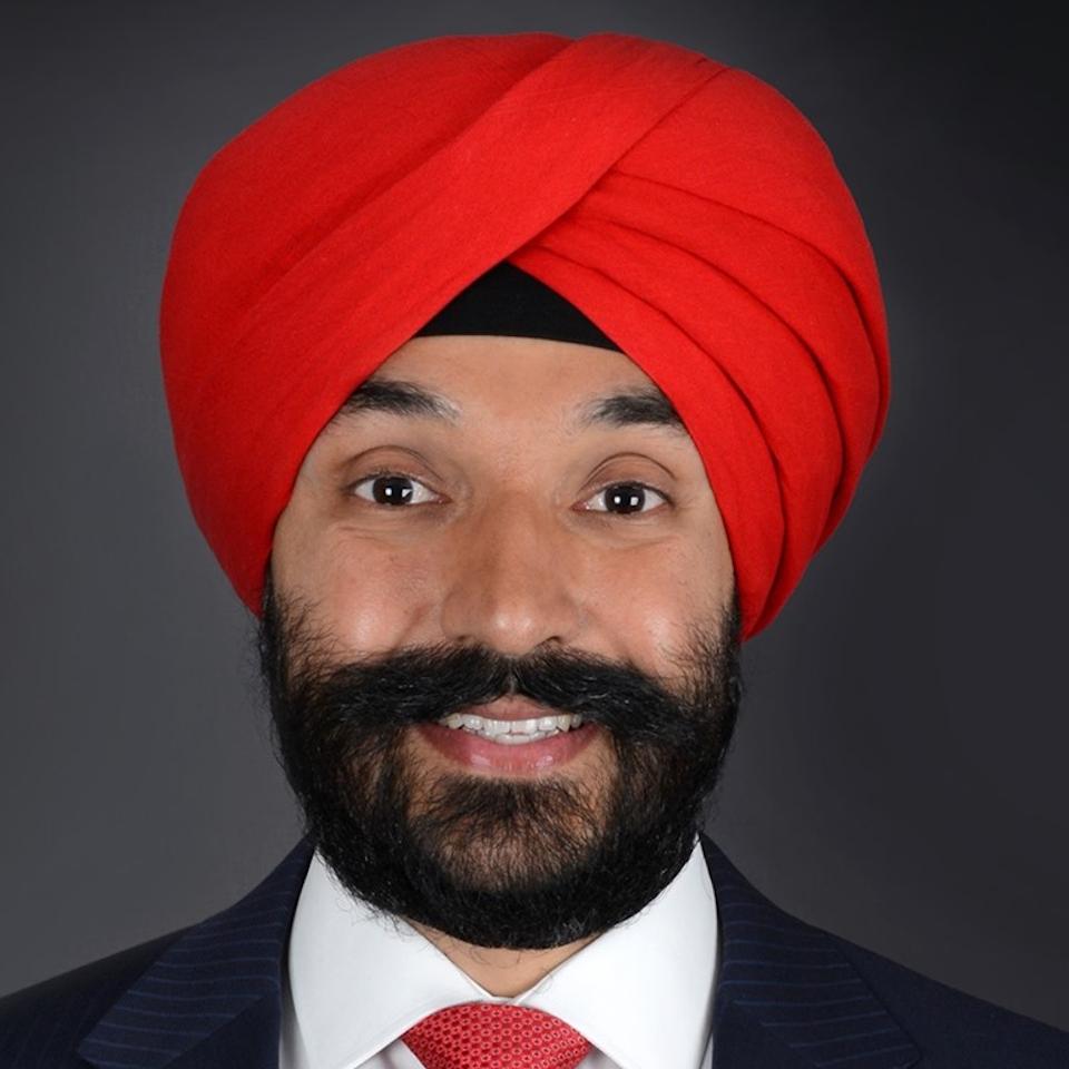 MP Navdeep Singh Bains - Mississauga - Malton - Voting ...