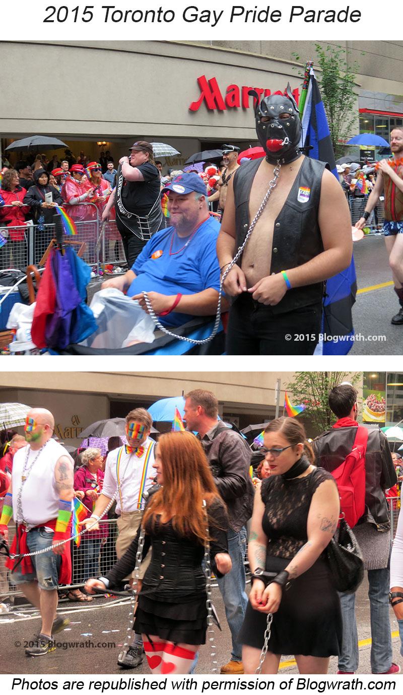 from Drake gay parade toronto 2010