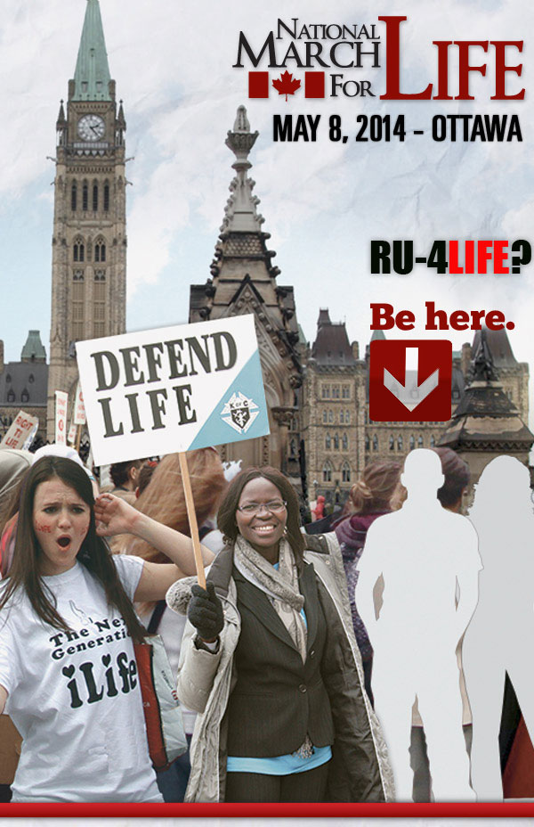 National March For Life 2014