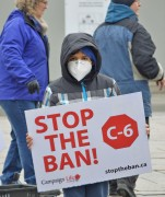 Stop the Ban Rally Report