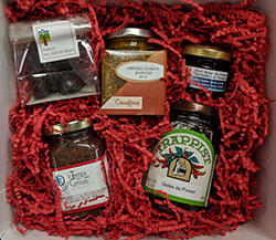 Abbey Gift Basket - Savoury