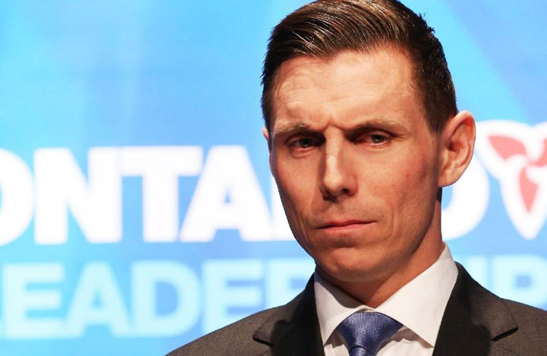 It's a sham! PC policy vote rigged by Patrick Brown