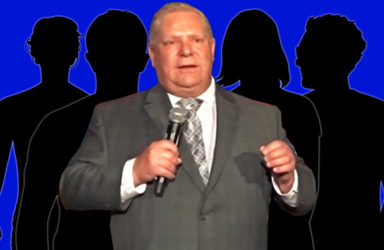 Commentary: Doug Ford's Cabinet announcements