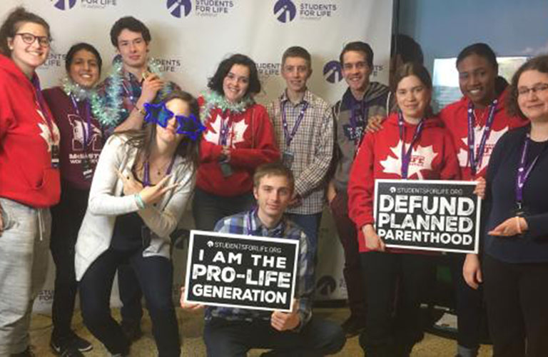 Perspectives on the 2019 U.S. March for Life