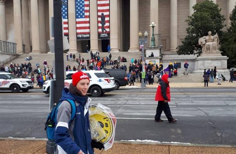 3 Things I Took Away from the National March for Life in Washington, D.C.