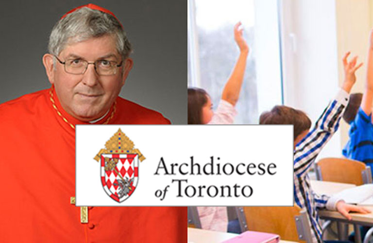 Petition to Cardinal Collins