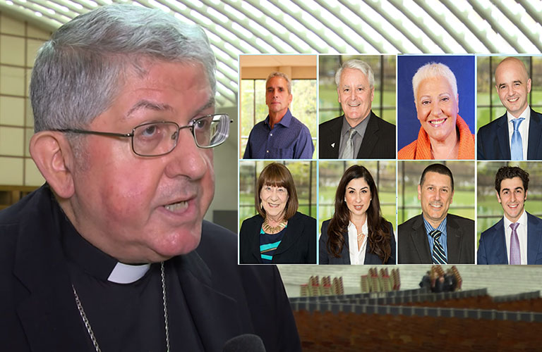 Cardinal Thomas Collins blasts Catholic trustees