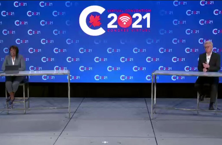 CPC21: Post-Convention Analysis